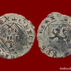 Monedas medievales: ENRIQUE IV, BLANCA DE ROMBO BURGOS - 20 MM / 1,09 GR. Lote 146600042