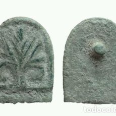 Monedas medievales: PINJANTE MEDIEVAL - 26X20 MM.. Lote 147081274