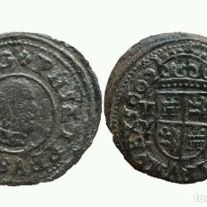 Monedas medievales: FELIPE IV, 8 MARAVEDIS DE MADRID 1662 - 21 MM / 1,8 GR.. Lote 147081714