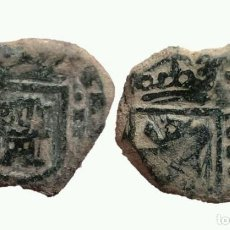 Monedas medievales: CARLOS II, 2 MARAVEDIS DE TRUJILLO 1680 - 18 MM / 5,1 GR. Lote 147081850