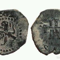 Monedas medievales: FELIPE III, 2 MARAVEDIS DE VALLADOLID 1602 - 15 MM / 1,2 GR. Lote 147082098