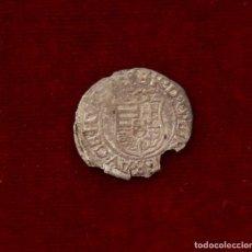 Monedas medievales: DENARIO DE PLATA 1565 HUNGRIA FERDINAND I. Lote 137884858