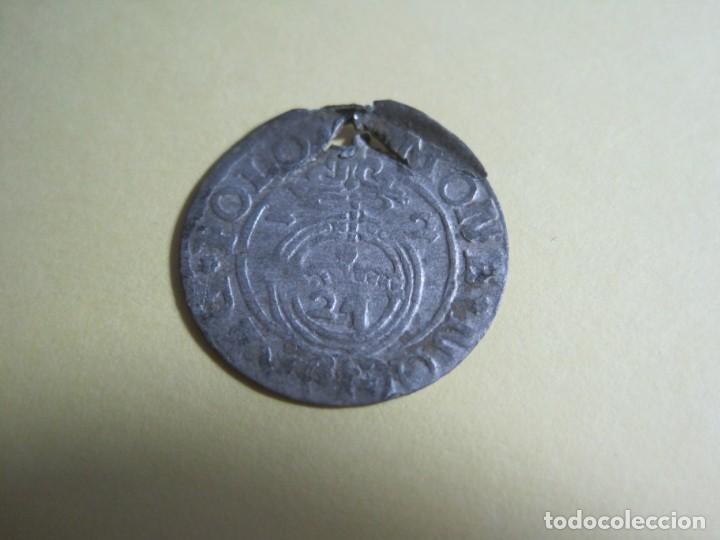 MONEDA MEDIEVAL DE PLATA (Numismática - Hispania Antigua- Medievales - Otros)