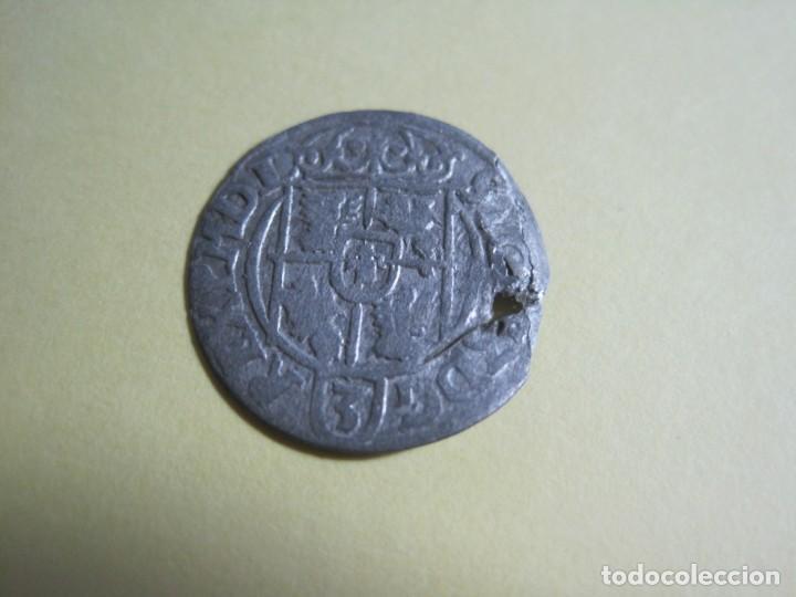 Monedas medievales: MONEDA MEDIEVAL DE PLATA - Foto 2 - 147673018