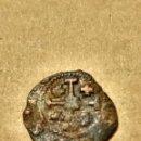 Monedas medievales: MED- BRONCE DE LAS CRUZADAS. A CLASIFICAR. CRUZ DE JERUSALEM POSIBLE REINO DE CHIPRE. Lote 148024840