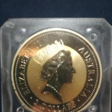 Monedas medievales: MONEDA 2 ONZAS DE PLATA, VALOR 2 DOLLARS. Lote 149715230