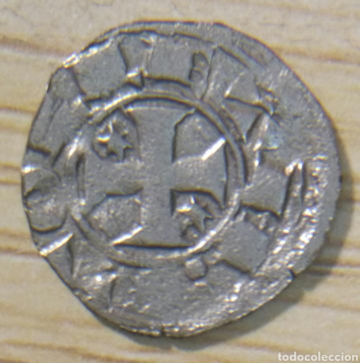MONEDA ALFONSO I DE ARAGÓN (1109-1126) (Numismática - Hispania Antigua- Medievales - Otros)