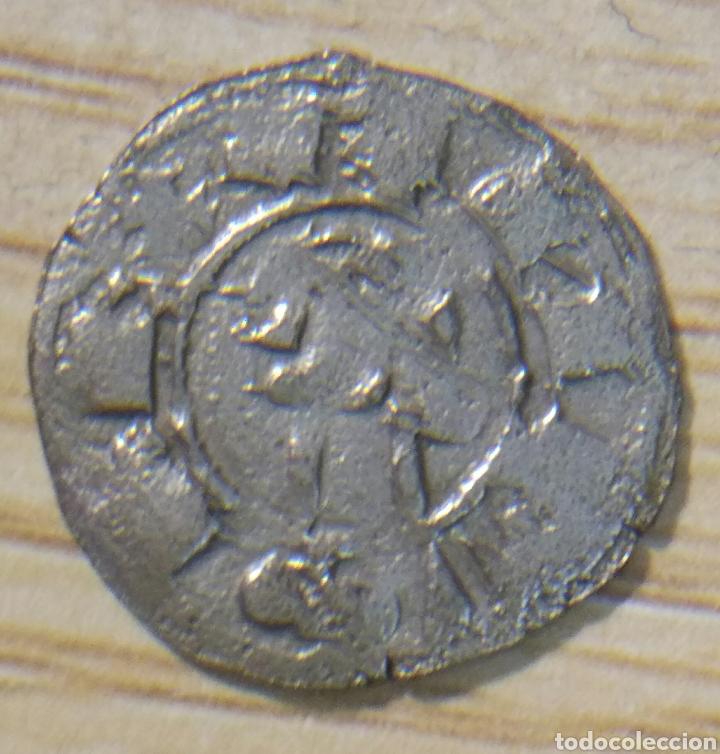 Monedas medievales: Moneda Alfonso I de Aragón (1109-1126) - Foto 2 - 150130246