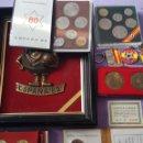 Monedas medievales: MEDALLA MONEDAS Y LLAVERO DEL MUNDIAL ESPAÑA 82. Lote 119134631