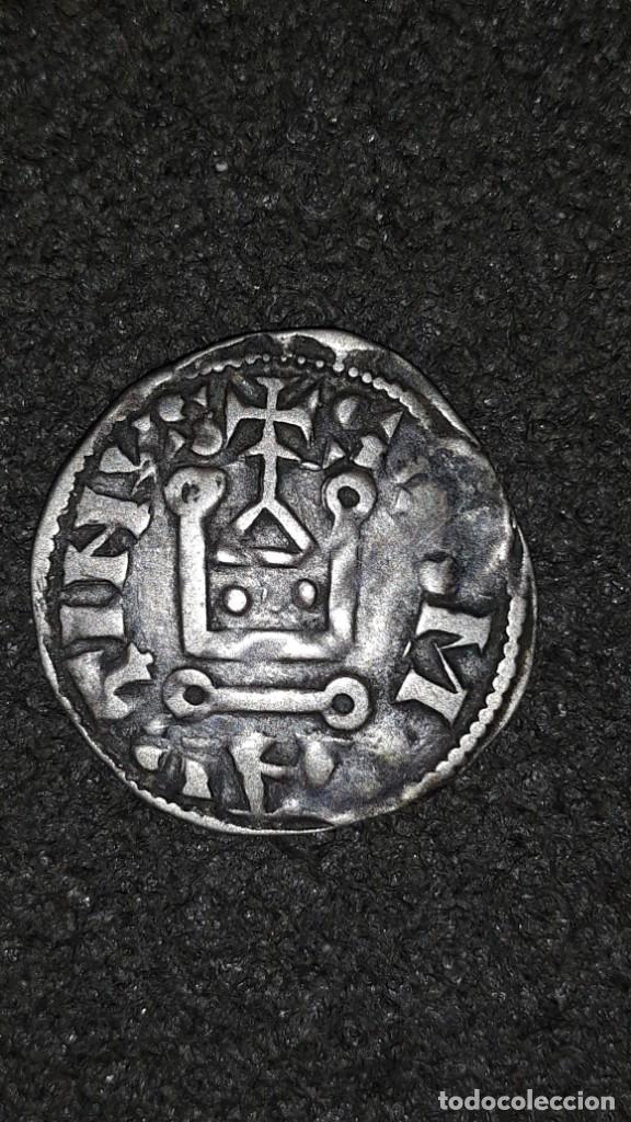 MONEDA MEDIEVAL ÉPOCA CRUZADAS (1160-1199) (Numismática - Hispania Antigua- Medievales - Otros)