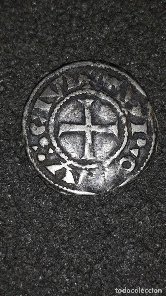 Monedas medievales: Moneda medieval época cruzadas (1160-1199) - Foto 2 - 152520614
