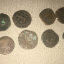 Monedas medievales: 8 MONEDAS MEDIEVALES A IDENTIFICAR. Lote 153343169