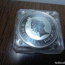 Monedas medievales: MONEDA DE PLATA ELISABETH II 2 DOLLARS AUSTALIA. Lote 155400938