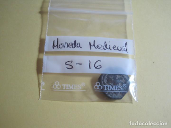 Monedas medievales: moneda medieval - Foto 3 - 156821366