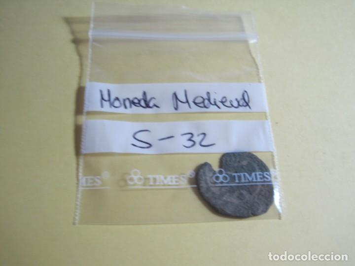 Monedas medievales: moneda medieval - Foto 3 - 156824130