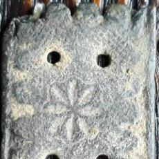 Monnaies médiévales: PLAQUITA BIZANTINA GRABADA. Lote 157890956