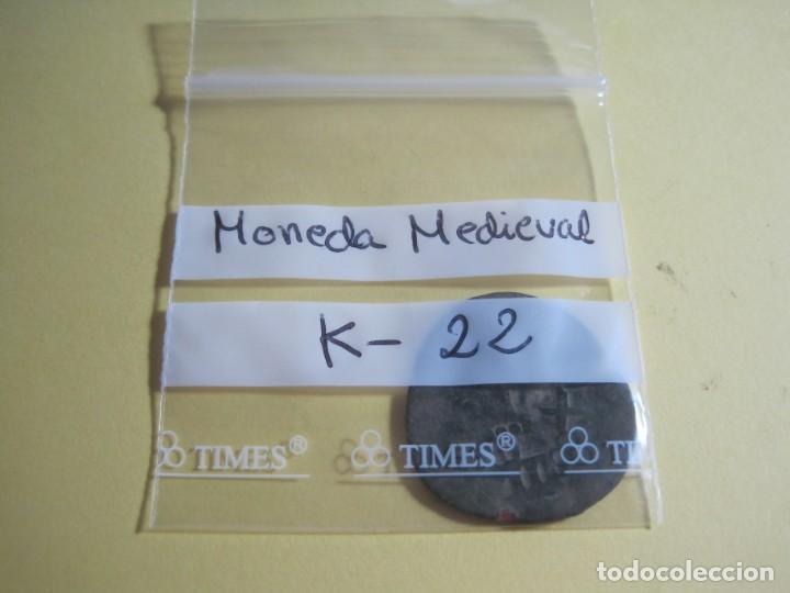 Monedas medievales: MONEDA MEDIEVAL REF K-22 - Foto 3 - 161379858