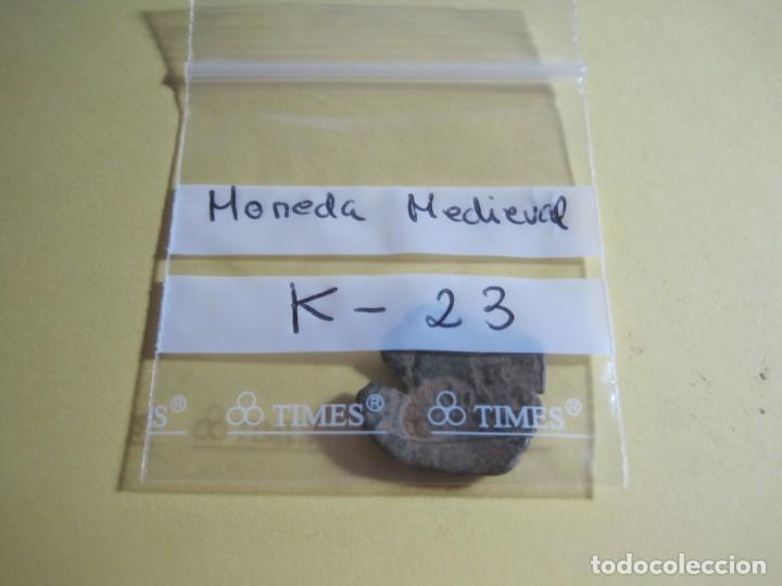 Monedas medievales: MONEDA MEDIEVAL REF K-23 - Foto 3 - 161380894