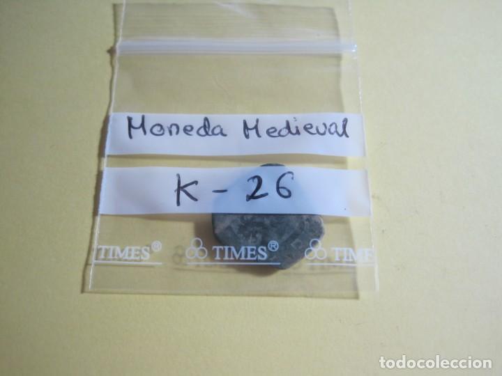 Monedas medievales: MONEDA MEDIEVAL REF K-26 - Foto 3 - 161381410