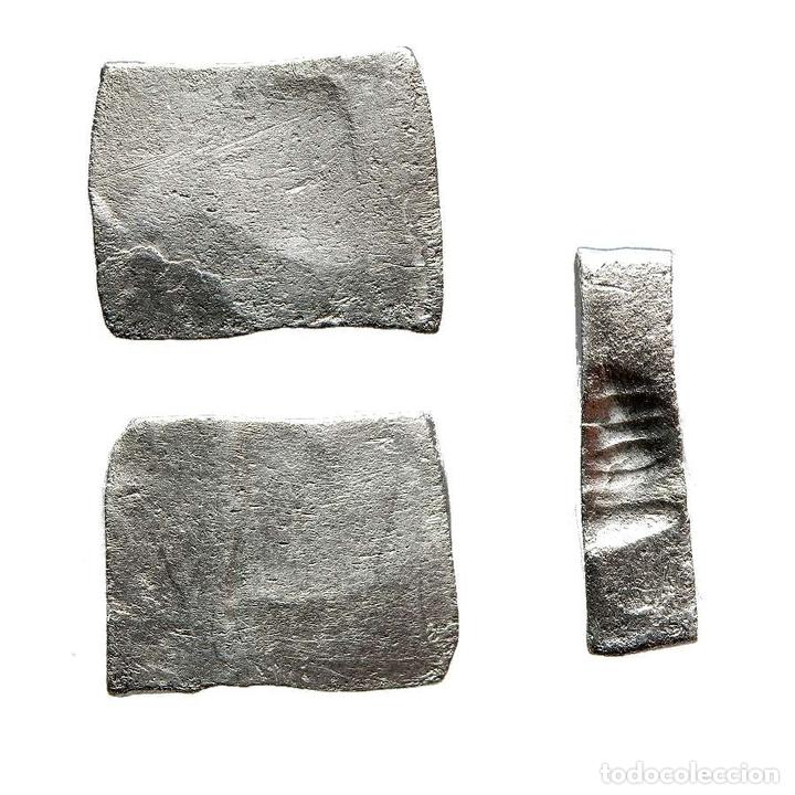 PAGO DE PLATA, ÉPOCA REPUBLICANA, 10,25 GRAMOS. (757-M) (Numismática - Hispania Antigua- Medievales - Otros)