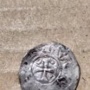 Monedas medievales: CRUZADAS DINERO HUGO I LUSIGNAN (1205-1218) REINO DE CHIPRE. CLASIFICADA.. Lote 167292754
