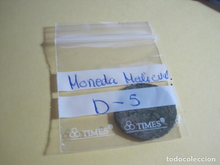 Monedas medievales: MONEDA DE BRONCE MEDIEVAL-REF-D-5 - Foto 3 - 168371100