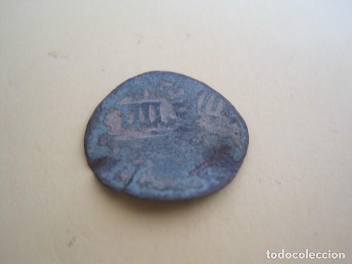 MONEDA DE BRONCE MEDIEVAL-REF-D-62 (Numismática - Hispania Antigua- Medievales - Otros)