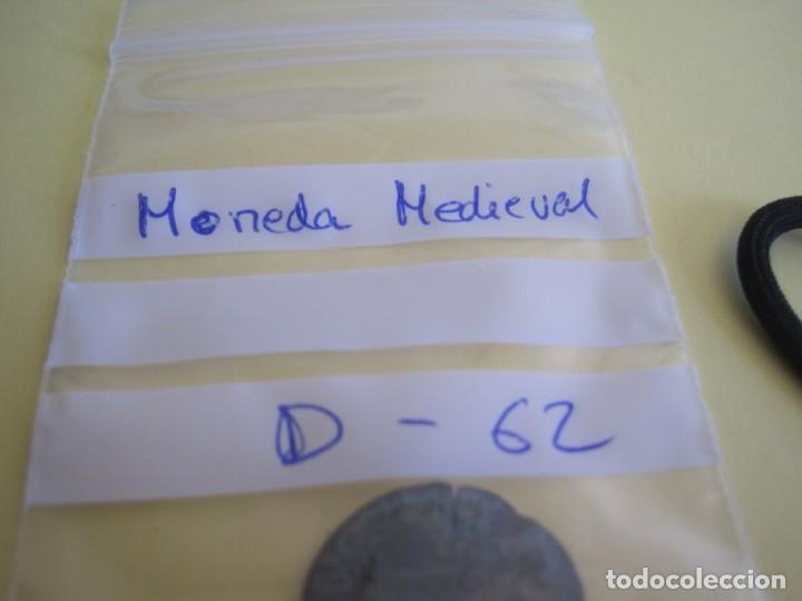 Monedas medievales: MONEDA DE BRONCE MEDIEVAL-REF-D-62 - Foto 3 - 168468868