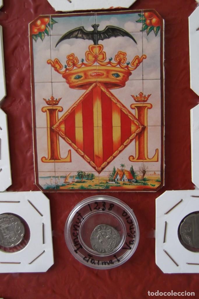#REY DON JAIME I 1238 # MONEDAS # JUAN CARLOS I # 44 # (Numismática - Hispania Antigua- Medievales - Otros)