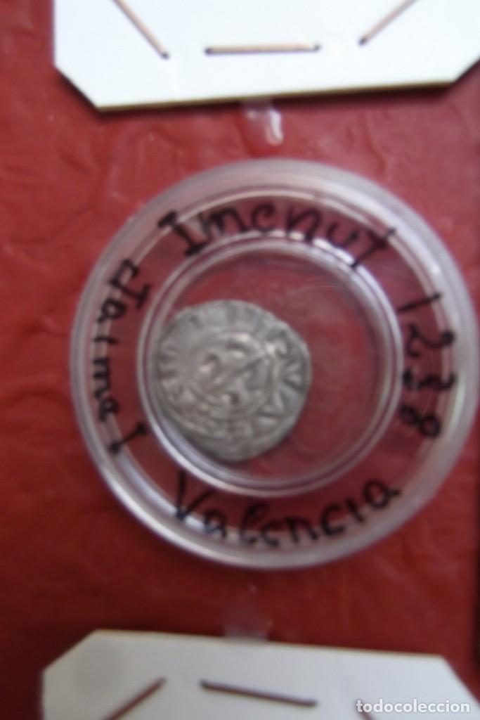 Monedas medievales: #REY DON JAIME I 1238 # MONEDAS # JUAN CARLOS I # 44 # - Foto 2 - 169158260