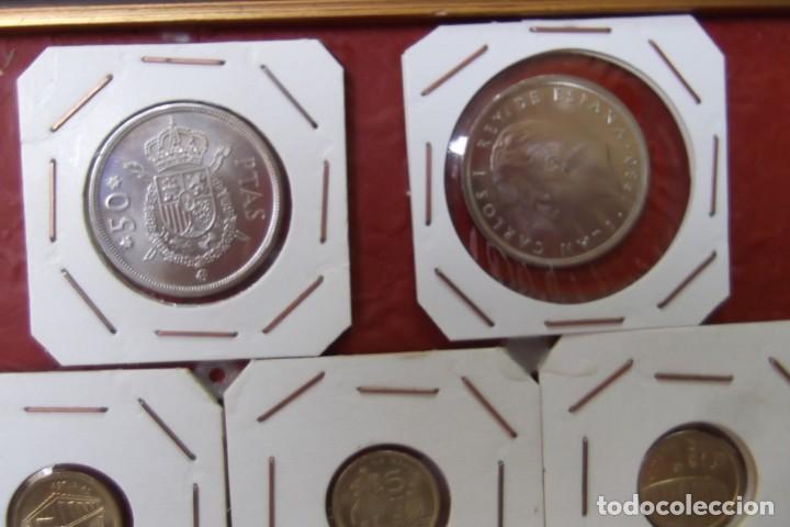 Monedas medievales: #REY DON JAIME I 1238 # MONEDAS # JUAN CARLOS I # 44 # - Foto 7 - 169158260