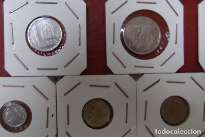 Monedas medievales: #REY DON JAIME I 1238 # MONEDAS # JUAN CARLOS I # 44 # - Foto 8 - 169158260