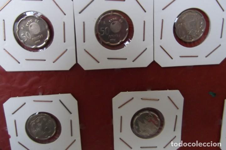 Monedas medievales: #REY DON JAIME I 1238 # MONEDAS # JUAN CARLOS I # 44 # - Foto 10 - 169158260