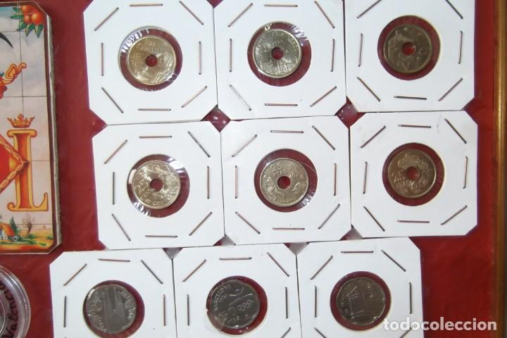 Monedas medievales: #REY DON JAIME I 1238 # MONEDAS # JUAN CARLOS I # 44 # - Foto 13 - 169158260