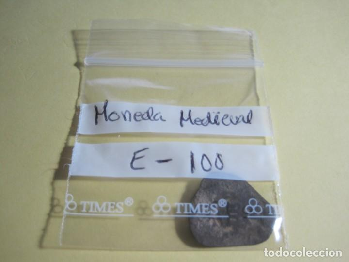 Monedas medievales: MONEDA MEDIEVAL DE BRONCE-REF-E-100 - Foto 3 - 169411016