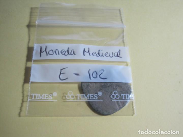 Monedas medievales: MONEDA MEDIEVAL DE BRONCE-REF-E-102 - Foto 3 - 169411180