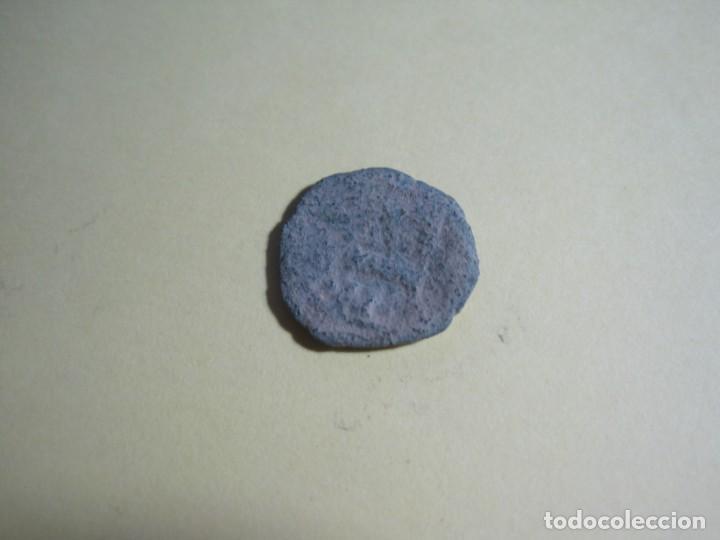 MONEDA MEDIEVAL DE BRONCE-REF-E-105 (Numismática - Hispania Antigua- Medievales - Otros)