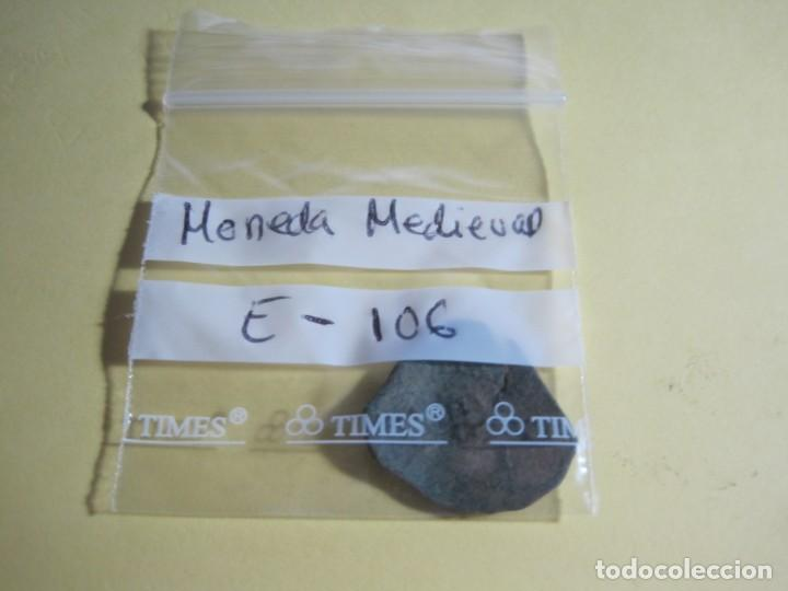 Monedas medievales: MONEDA MEDIEVAL DE BRONCE-REF-E-106 - Foto 3 - 169413284