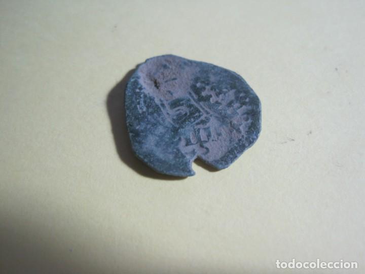 MONEDA MEDIEVAL DE BRONCE-REF-E-107 (Numismática - Hispania Antigua- Medievales - Otros)
