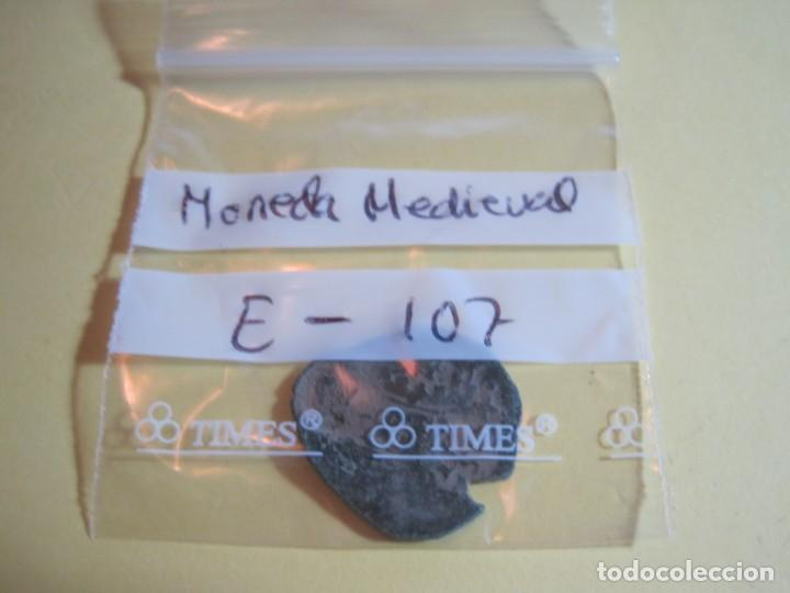 Monedas medievales: MONEDA MEDIEVAL DE BRONCE-REF-E-107 - Foto 3 - 169414268