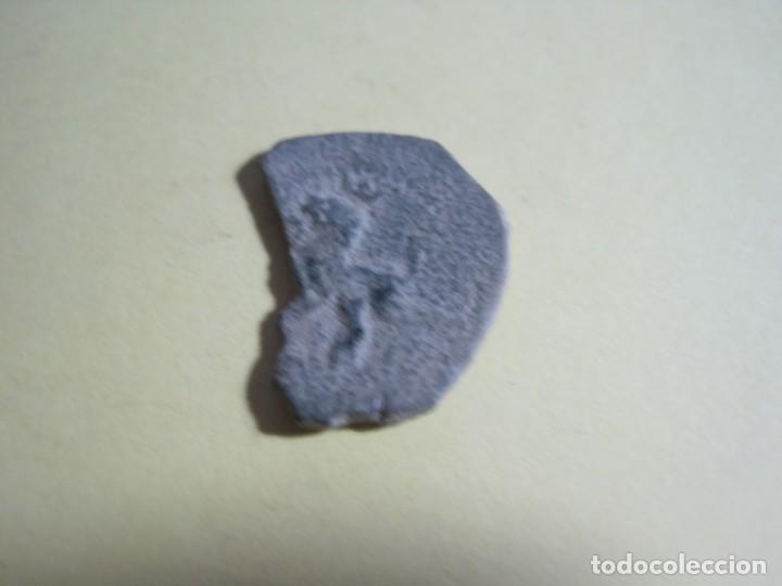 MONEDA MEDIEVAL DE BRONCE-REF-E-132 (Numismática - Hispania Antigua- Medievales - Otros)