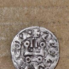 Monedas medievales: CRUZADAS PRINCIPADO ACHAIA DINERO ISABELLA DE VILLEHARDUIN (1297-1301). Lote 173384413