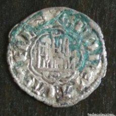Monedas medievales: NOVEN DE VELLÓN ALFONSO X (1252-1284) CERCA DE SEVILLA. Lote 174037962