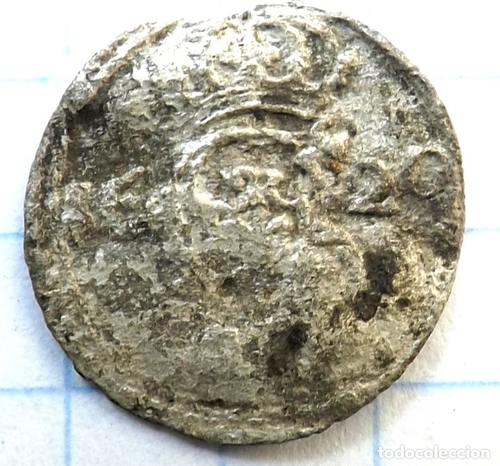 Monedas medievales: medieval coin original 1620 - Foto 2 - 174446920