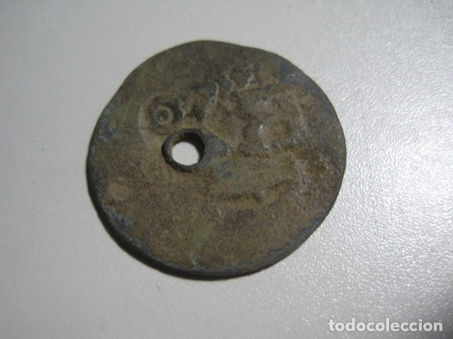 MONEDA MEDIEVAL-REF-AB-139 (Numismática - Hispania Antigua- Medievales - Otros)