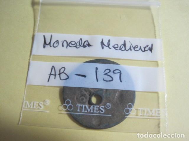 Monedas medievales: MONEDA MEDIEVAL-REF-AB-139 - Foto 3 - 183233298