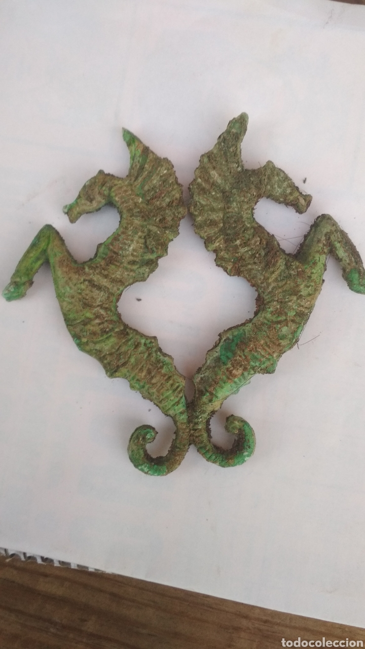 CABALLITOS ANTIGUOS MEDIEVALES. (Numismática - Hispania Antigua- Medievales - Otros)