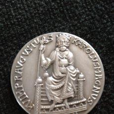 Monedas medievales: MONEDA PLATA DE 35 GRAMOS. Lote 175583485
