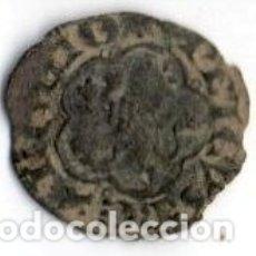 Monedas medievales: PEDRO I EL CRUEL 1350-1369 3 MARAVEDIES DE VELLÓN SEVILLA. Lote 177081743