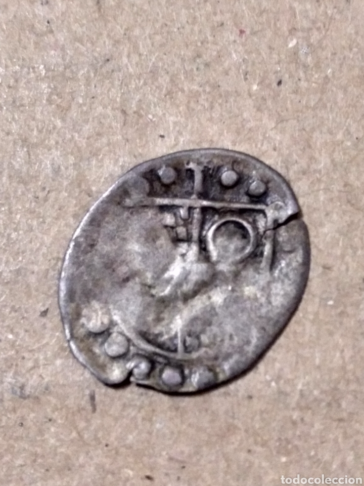 MED- MONEDA A CLASIFICAR 14 MM. PESO: 0'3 GRAMOS (Numismática - Hispania Antigua- Medievales - Otros)
